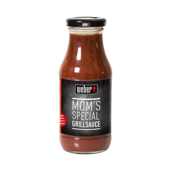 Weber Grill-Sauce Moms Special 240 ml