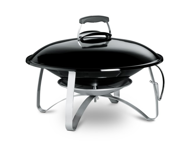 Weber Fireplace Black