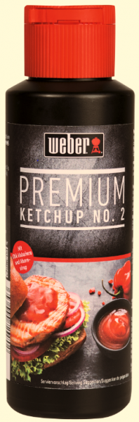 Weber Ketchup Premium NO.2 300 ml