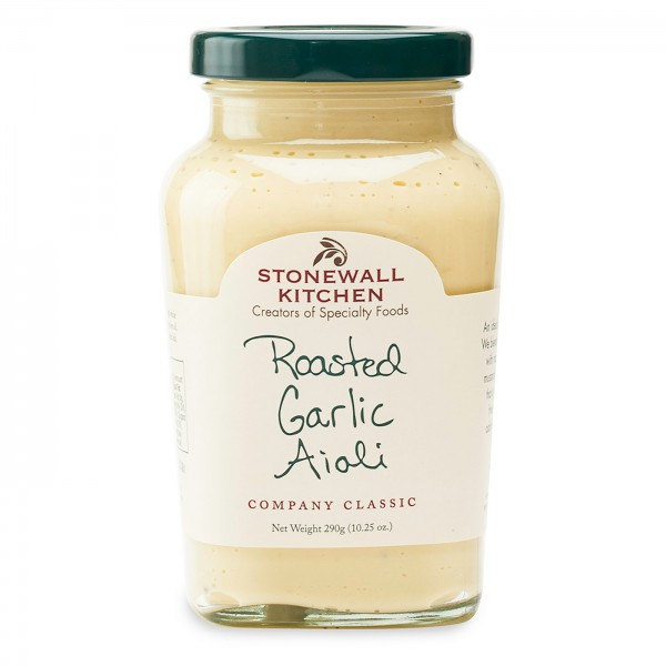 Stonewall Kitchen Roasted Garlic Aioli Sauce
