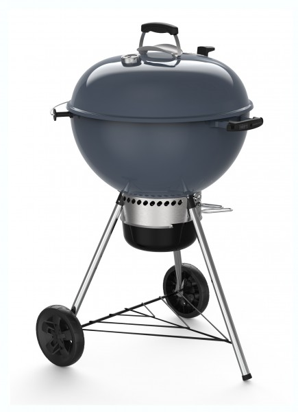 Weber Master-Touch GBS C-5750 Holzkohlegrill Slate Blue
