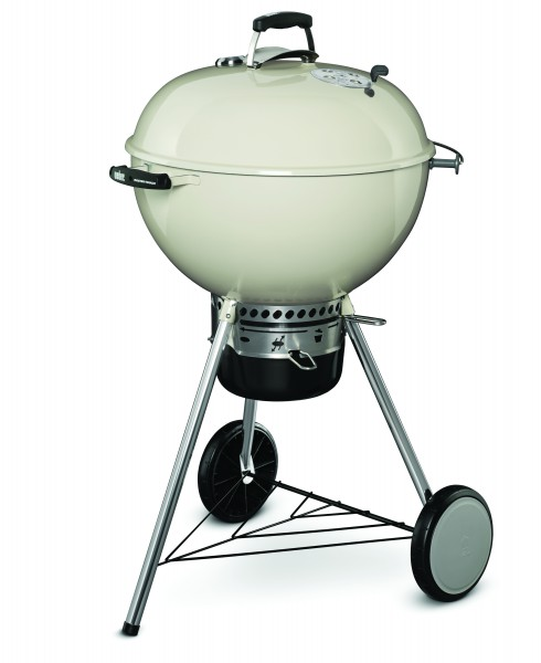 Weber Grill Master-Touch GBS Charcoal 57cm, Ivory