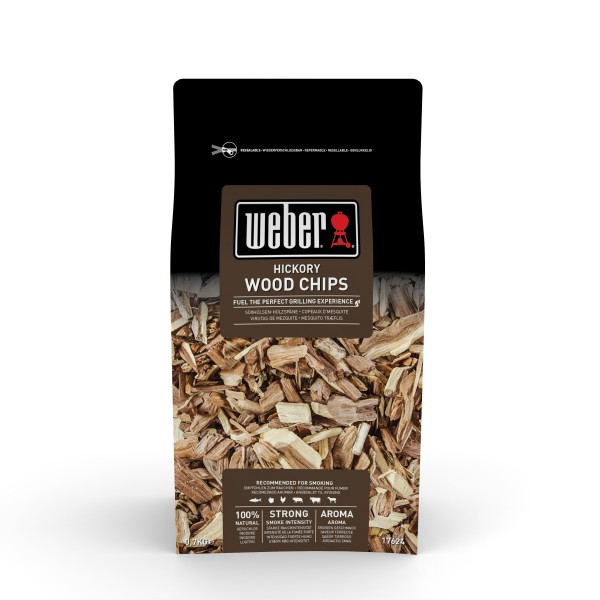 Weber Weber Räucherchips Hickory 700g