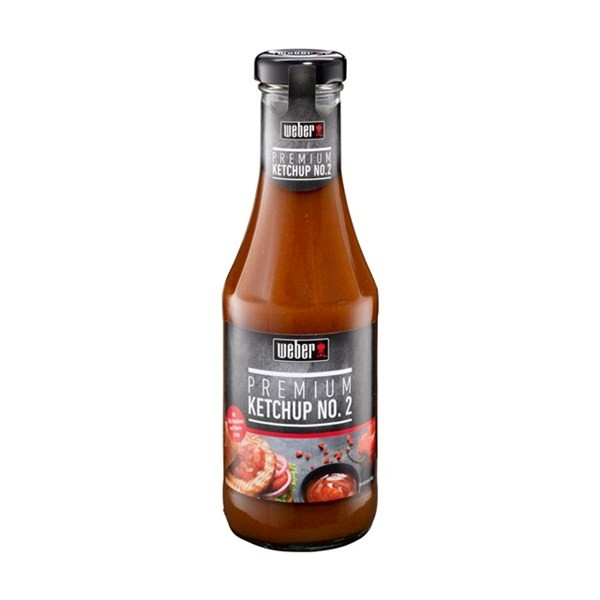 Weber Premium Ketchup NO.2 450 ml