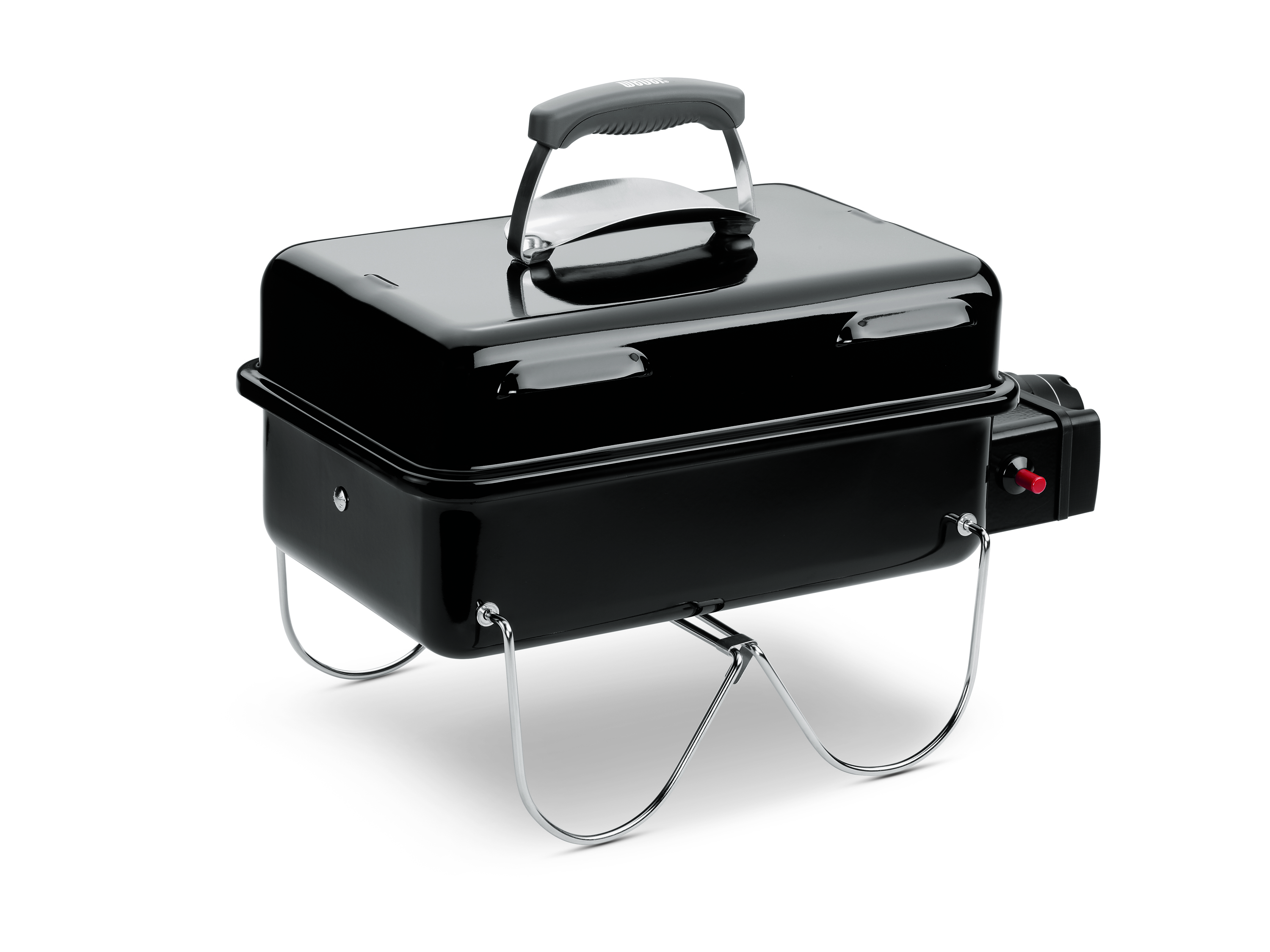 Kleiner Elektrogrill Von Weber : Weber go anywhere gas black go anywhere gasgrill grills