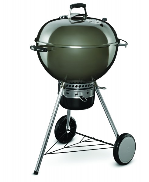 Weber Grill Master-Touch GBS Charcoal 57cm , Smoke Grey