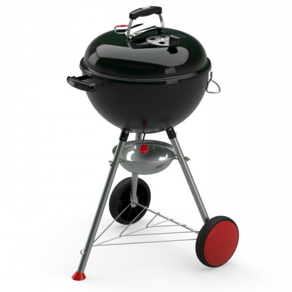 Weber Grill Kettle Plus Charcoal 47 cm, Black