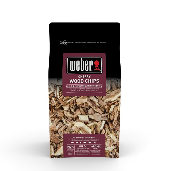 Weber Räucherchips Kirschholz 700g